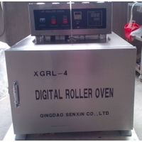 Portable roller furnace,portable roller oven with 2*500ml aging cells