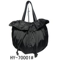 Fashionable, feminine lady's leather handbag HY-70001#