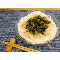 Pickled brown seaweed stem and Nozawana (Frozen) thumbnail image
