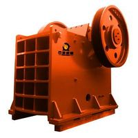 PEF Jaw Crusher For Road building materials thumbnail image