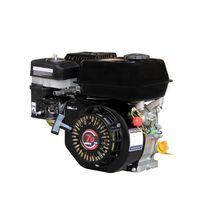 6.5HP One Cylinder Gasoline 4 Stroke Engine 200cc Gx200