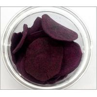 low temperature dehydration purple potato chips