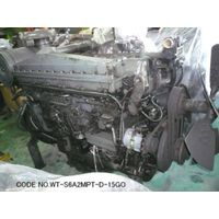 USED ENGINE MITSUBISHI S6A2MPT-D (370PS) MADE IN JAPAN thumbnail image