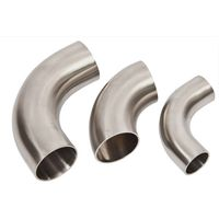 Stainless steel tubing elbows supplier