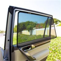 custom fit car sunshade