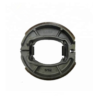 YBR125 130MM Motorcycle Brake Shoes