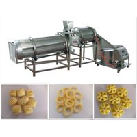 Factory price puffed snack production line