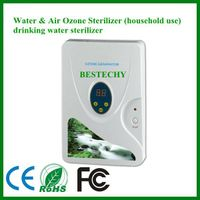 Water & Air Ozone Sterilizer (household use) drinking water sterilizer