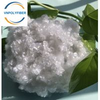 Polyester Staple Fiber Hollow Conjugated Siliconised 7D 64MM thumbnail image