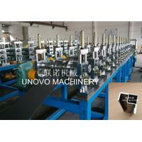 electrical cabinet rack 9 fold roll forming machine