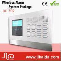 wireless home security GSM alarm system thumbnail image