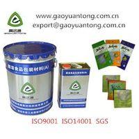 PU-6070 Alcohol Soluble Polyurethane Adhesive