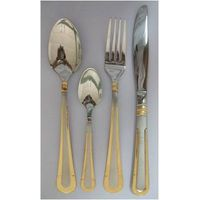 X054 Stainless steel tableware cutlery flatware