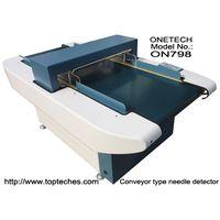 Conveyor type needle detector, belt type metal detector thumbnail image