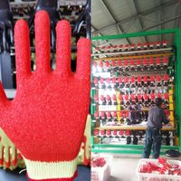 Latex Gloves Dipped Production Line