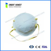 4-ply Disposable N95 Face Mask