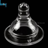 Custom LSR injection Mould Liquid Silicone Rubber Injection Molding for FDA silicone baby nipple thumbnail image