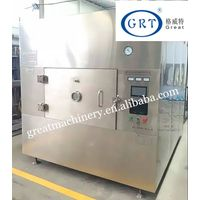 high efficient microwave vacuum dryer fruits dehydrator