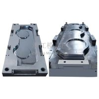 Injection plastic wash basin mould