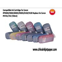 Canon iPF8100/9100 Compatible Ink Cartridge replace for Canon 701/702 (700ml)