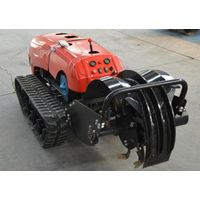 Agricultural 32HP Power trenching Equipment ditch digging machine trenching machine
