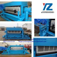 Bottle Tray Making Machine