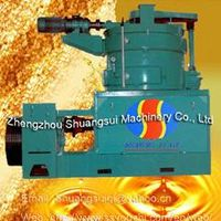 Sunflower seed screw cold press machine thumbnail image