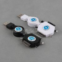 6 in 1 Retractable Charging Cable for iPhone 5 thumbnail image