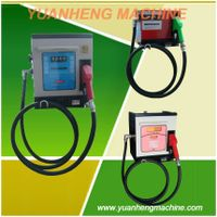 portable diesel fuel dispenser