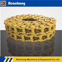 Dozer undercarriage parts, D51,D61 track links ,track shoe assy bulldozer earthmoving thumbnail image