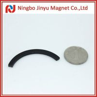 neodymium magnet in sector shape