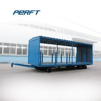 Heavy Industry Transporter Flexible Solid Covered Car Trailer 25T thumbnail image