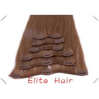 cheap price wholesale clip in hair extension