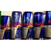 Monster and Red Bull Energy Drinks 250 ml