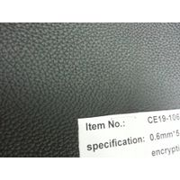 CE19-106 furniture used PVC leather