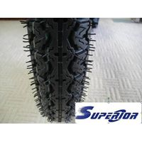 Superior motorcycle tyre thumbnail image