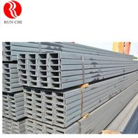 2017 JR standard steel u channel sizes in China