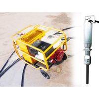 Hydraulic Rock Splitter for Rock Cracking Hydraulic Method means Constrol Method