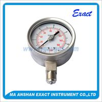 high quality WIKA type SS pressure gauge