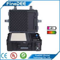 F1-10B Tablet Charging Station iPad Charging Trolley with Lithium Battery thumbnail image