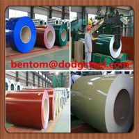 prepainted steel sheet | coil (PPGI)