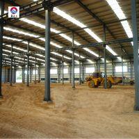 Argentina metal building construction parapet prefab industry steel structure workshop thumbnail image