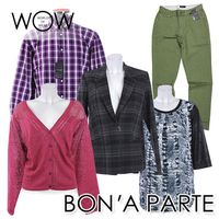 BON'A PARTE clothes for men & women