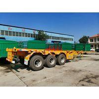 Container Semi-trailer