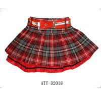 kids girls woven skirts thumbnail image