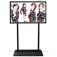 65inch horizontal screen floor-standing indoor LCD advertising player