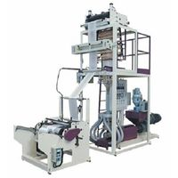 Film Blowing Machine (Output 34kg/h)
