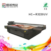 led uv faltbed printer HC-R3220UV Rioch industry printer head thumbnail image