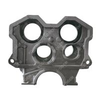 Steel Alloy Casting Reducer Housing