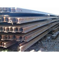 Metal Scrap, Used Rails, Steel, HMS 1/2 Ready For Export